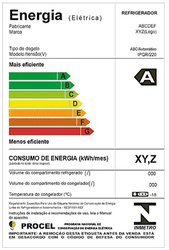 The Energy Label from Brazil